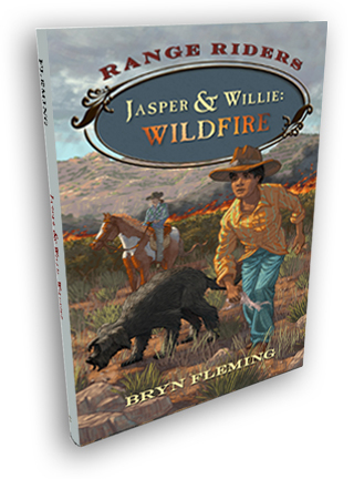 Jasper and Willie: wildfire book