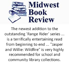 Midwest book review Cassie and Jasper