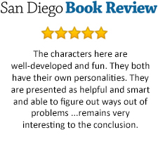 San Diego Book Review of Cassie and Jasper